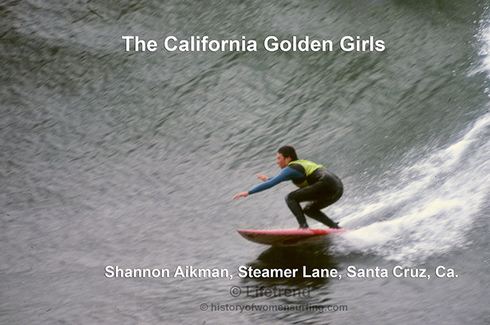 California Golden Girl Shannon Aikman